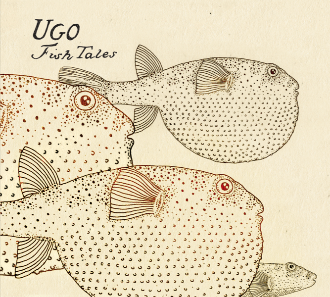 Ugo Fish Tales Cover