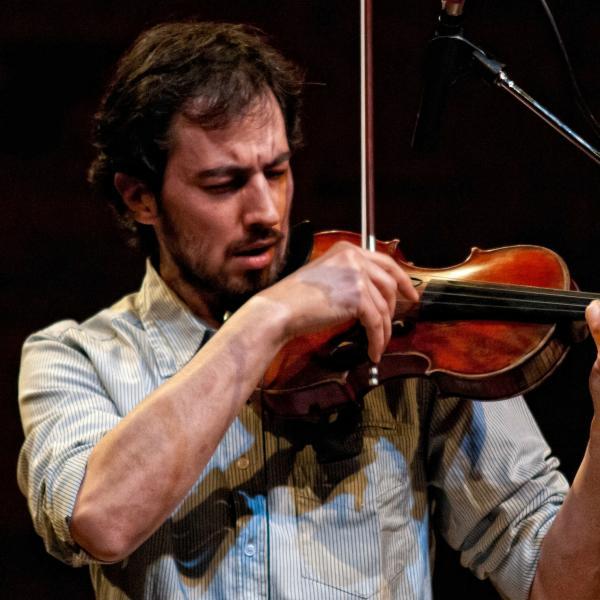 Violino ai 4quarti - con Emanuele Parrini